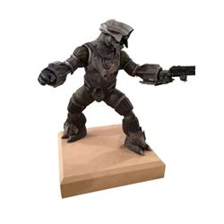 Halo 3 Believe Campaign Hero Brute Figure