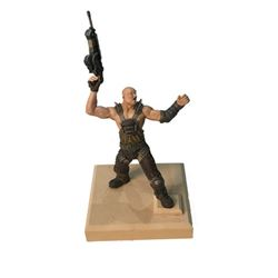 "Bulletstorm ""Last Call"" Commercial ""Skull"" Soldier with Breast Plate"