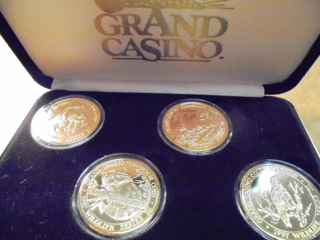 Casino coin collector gold grand great bay beach hotel and casino st maarten