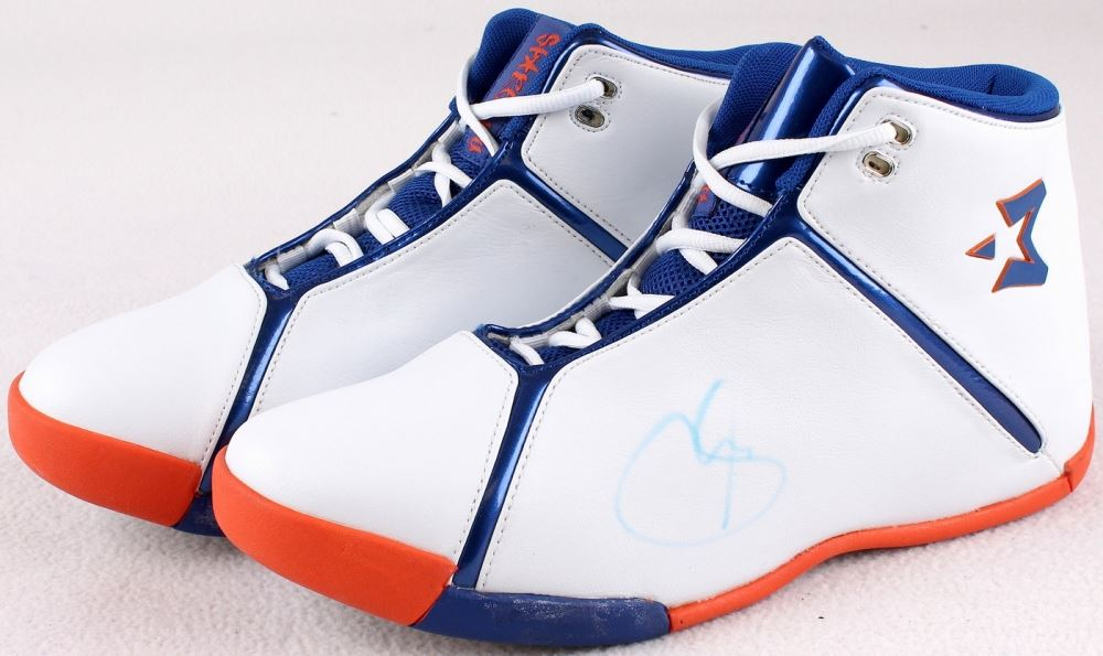 Stephon Marbury Signed New Pair of Starbury Basketball Shoes (PA LOA). 4076962ab30b