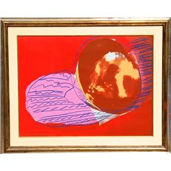 Andy Warhol, Gems, FS IIA. 186, Screenprint