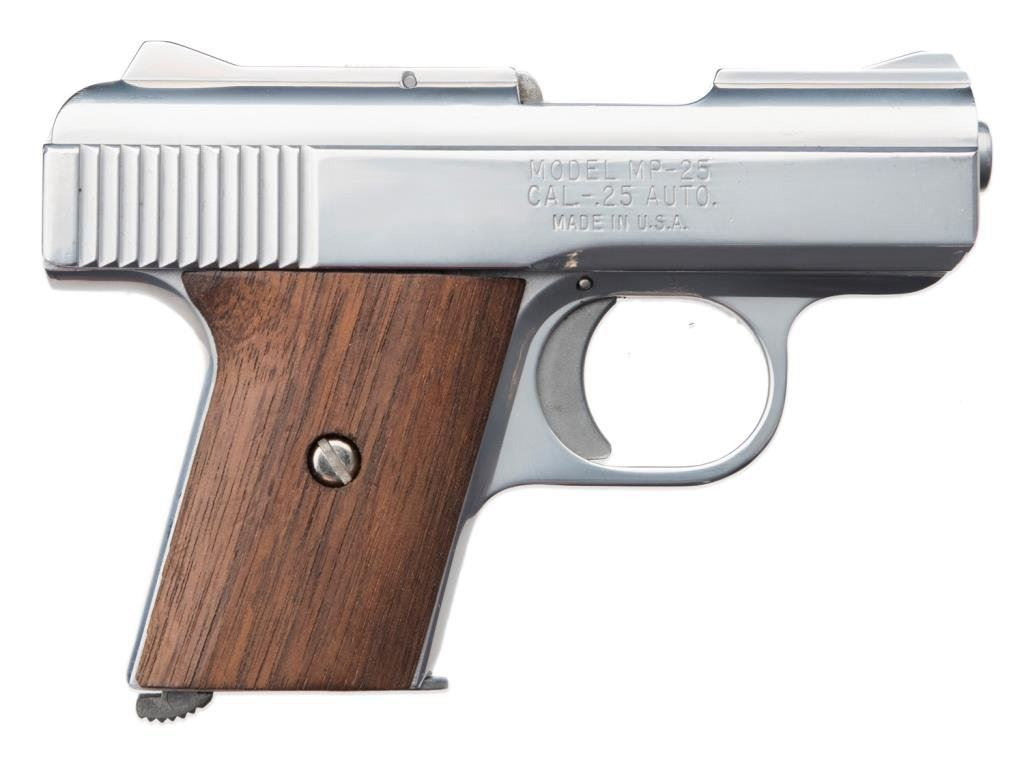 what is the value of a raven 25 automatic pistol