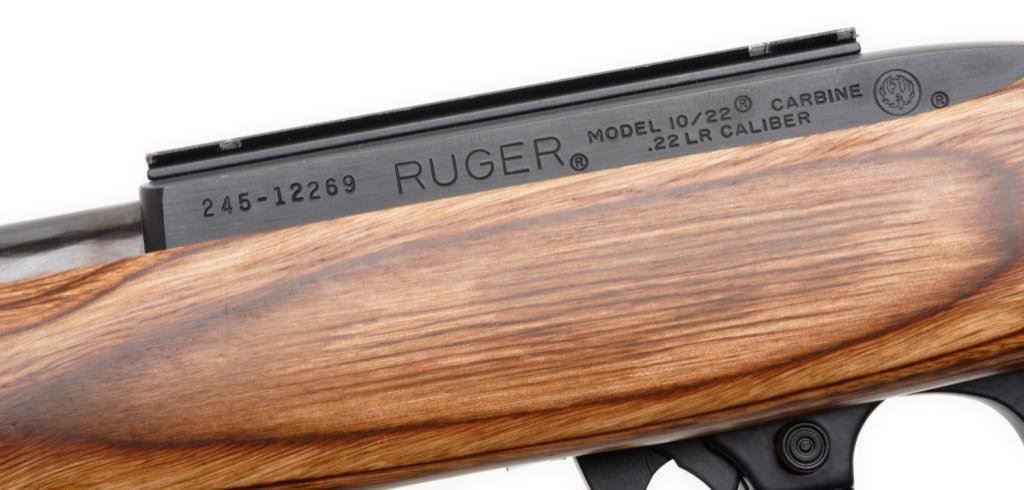 Dating a ruger 10/22
