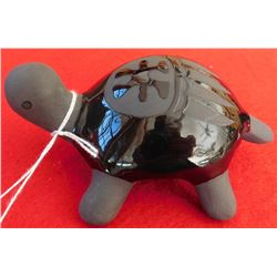Maria Adelicia Pottery Turtle