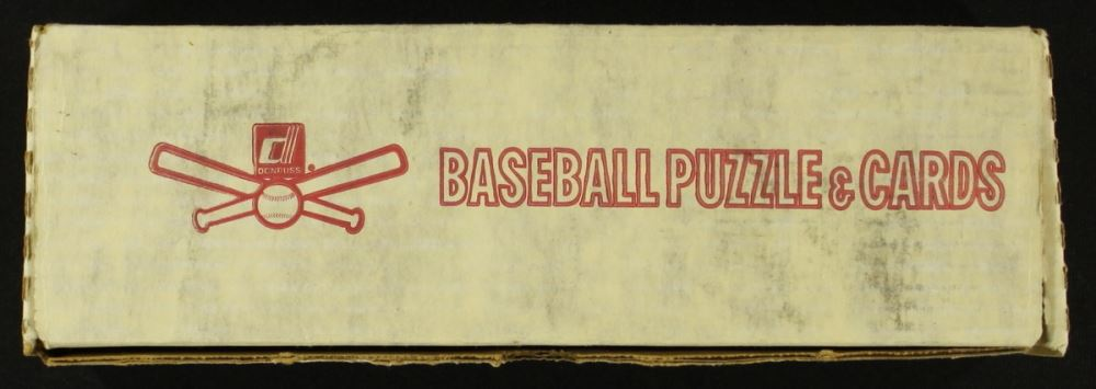 Image 1 1984 Donruss Baseball Complete Set Of 660 Cards With 248 Don Mattingly