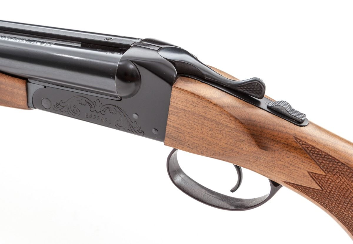 H SxS Shotgun; Image 2 : Savage/Fox Model B-SE Ser.
