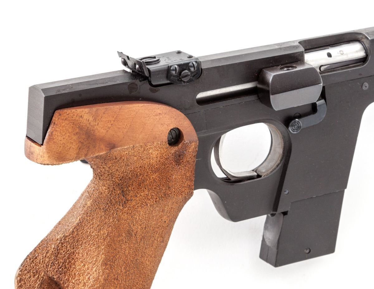 walther gsp semi automatic pistol rh icollector com WWII Walther Firearms walther gsp user manual