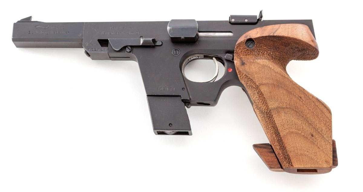 walther gsp semi automatic pistol rh icollector com Walther P38 walther gsp owners manual