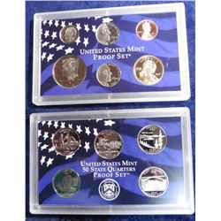 2005 S U.S. Proof Set. Original as issued in packing box