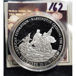 2008 Symbols of Freedom Medal - Revolutionary War 1776. Material: .999 fine Silver; Quality: Proof;