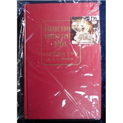 """A Guide Book of United States Coins"", by R.S. Yeoman. 22nd Edition, 1969. Hardbound (Red Book)."