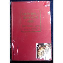 """A Guide Book of United States Coins"", by R.S. Yeoman. 18th Edition, 1965. Hardbound (Red Book)."