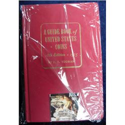 """A Guide Book of United States Coins"", by R.S. Yeoman. 28th Edition, 1978. Hardbound (Red Book)."