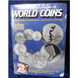 "2000 ""Standard Catalog of World Coins"", by Chester Krause and Clifford Mishler 1901-present"", pbd.,"