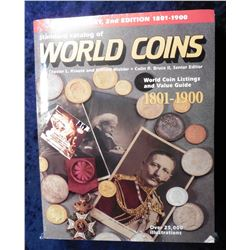 "1999 ""Standard Catalog of World Coins 1801-1900"", by Chester Krause and Clifford Mishler, pbd., 1184"