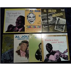"Group of 33 RPM Record Albums: ""You Made Me Love You…""; ""Al Jolson in ""The Singing Fool""; ""Al Jolson"