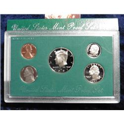 1997 S U.S. Proof Set. Original as issued.