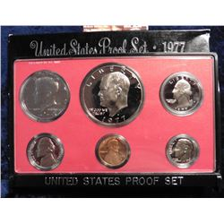 1977 S U.S. Proof Set. Original as issued.