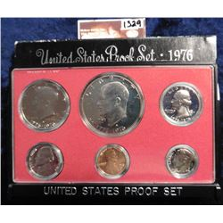 1976 S U.S. Proof Set. Original as issued.