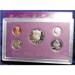 1988 S U.S. Proof Set. Original as issued.