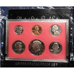 1980 S U.S. Proof Set. Original as issued.