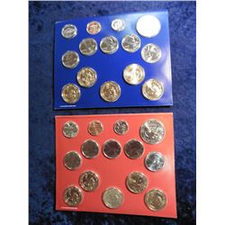 2013 P & D U.S. Mint Set. Original as issued in packing box.  Issue Price $27.95.