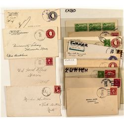 Blaine County Postal History Collection