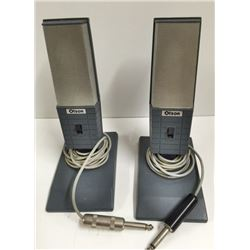 Pair OLSON Cardio MICROPHONES Model M-201