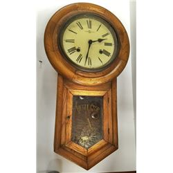 REGULATOR CLOCK Oak