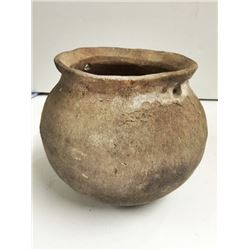 Early NATIVE Clay POT Teracotta