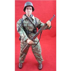 1/6 LIFE SS OFFICER ACTION FIGURE WORLD WAR II German Dragon
