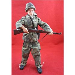 1/6 LIFE SS INFANTRY Action Figure WORLD WAR II German Dragon