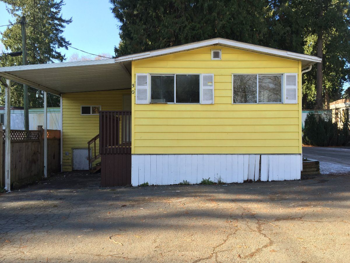 YELLOW MOBILE HOME WITH CSA STICKER *MUST BE REMOVED FROM LOCATION on food mobile, basketball mobile, health mobile,