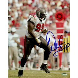 Warren Sapp Signed Buccaneers 8x10 Photo (Schwartz COA)