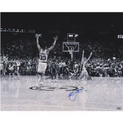 Christian Laettner Signed Duke 16x20 Photo (Schwartz COA)