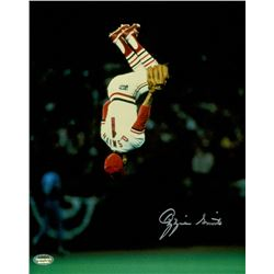 Ozzie Smith Signed Cardinals 8x10 Photo (Schwartz COA)