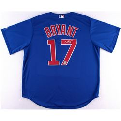 Kris Bryant Signed Cubs Jersey (Fanatics & MLB)