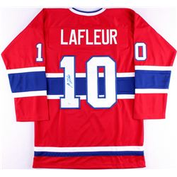 Guy Lafleur Signed Canadiens Jersey (JSA COA)