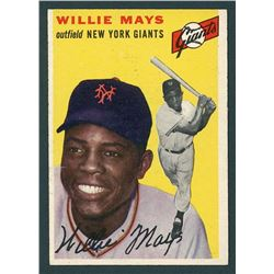 Willie Mays 1954 Topps #90