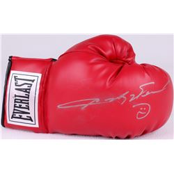 Sugar Ray Leonard Signed Everlast Boxing Glove (JSA COA)