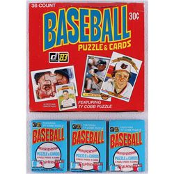 1983 Donruss Baseball Box of (36) Wax Packs