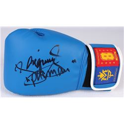 "Manny Pacquiao Signed Boxing Glove Inscribed ""Pacman"" (Pacquiao COA)"