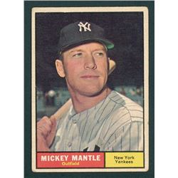 Mickey Mantle 1961 Topps #300