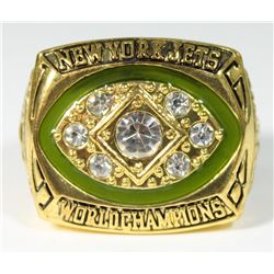 Joe Namath New York Jets High Quality Replica 1968 Championship Ring