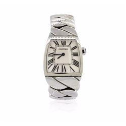 Cartier Stainless Steel La Dona Watch