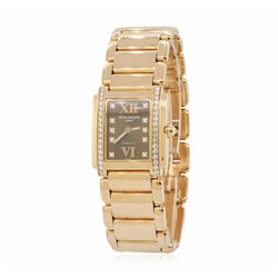 Patek Philippe 18KT Rose Gold Twenty-4 Diamond Ladies Watch