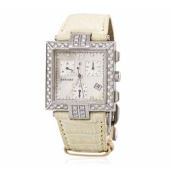 Concord La Scala Stainless Steel 1.12 ctw Diamond Watch