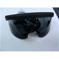 guard dogs aggressive eyewear vented purebreds smoke with