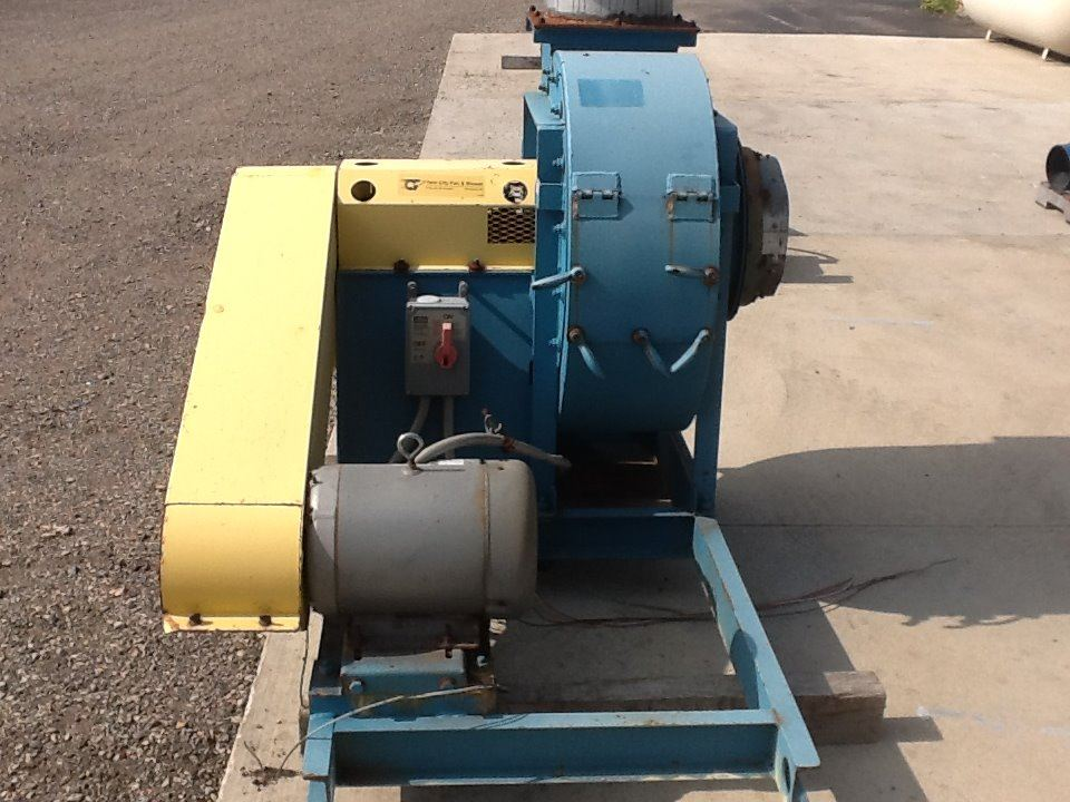 Twin City Fans And Blowers : Twin city fan and blower unit hp btm industrial