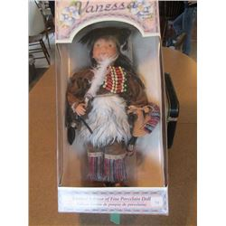 Vanessa Native Doll